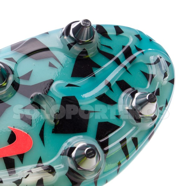 3d13e84ec Football Boots Nike HyperVenom Phantom II ACC SG-Pro Volt-Black-Hyper  turquoise-Clear jade - Tienda de fútbol Fútbol Emotion