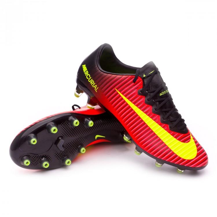 1883f3ba3a75f Football Boots Nike Mercurial Vapor XI ACC AG-Pro Total crimson-Volt ...