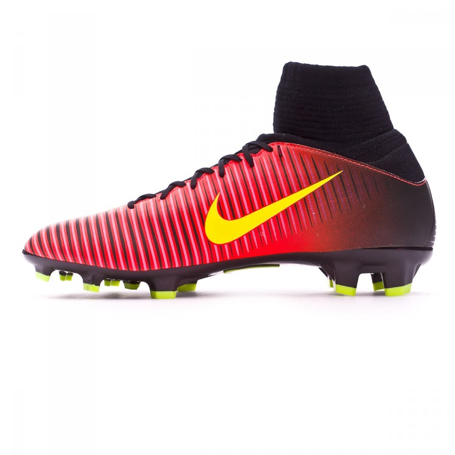 3009f2829dc7 Football Boots Nike Kids Mercurial Superfly V ACC FG Total crimson-Volt-Black-Pink  blast - Football store Fútbol Emotion