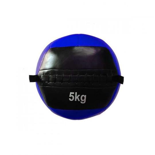 Balón  Jim Sports Entrenamiento funcional 5 KG Azul