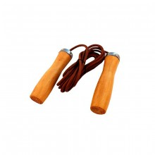 8ft leather skippping rope