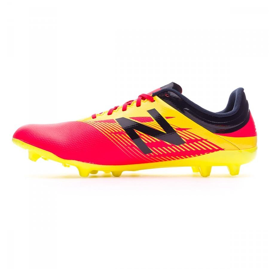 buy online cb60d 5f29c Chaussure de foot New Balance Furon Dispatch FG Bright cherry - Boutique de  football Fútbol Emotion
