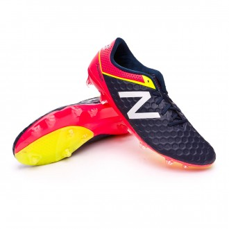 Chuteira  New Balance Visaro Mid Level FG Galaxy