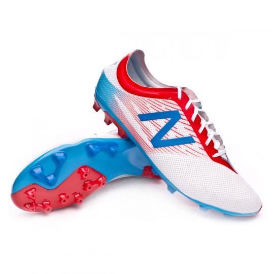 Chaussure  New Balance Furon V2 Pro AG White-Blue