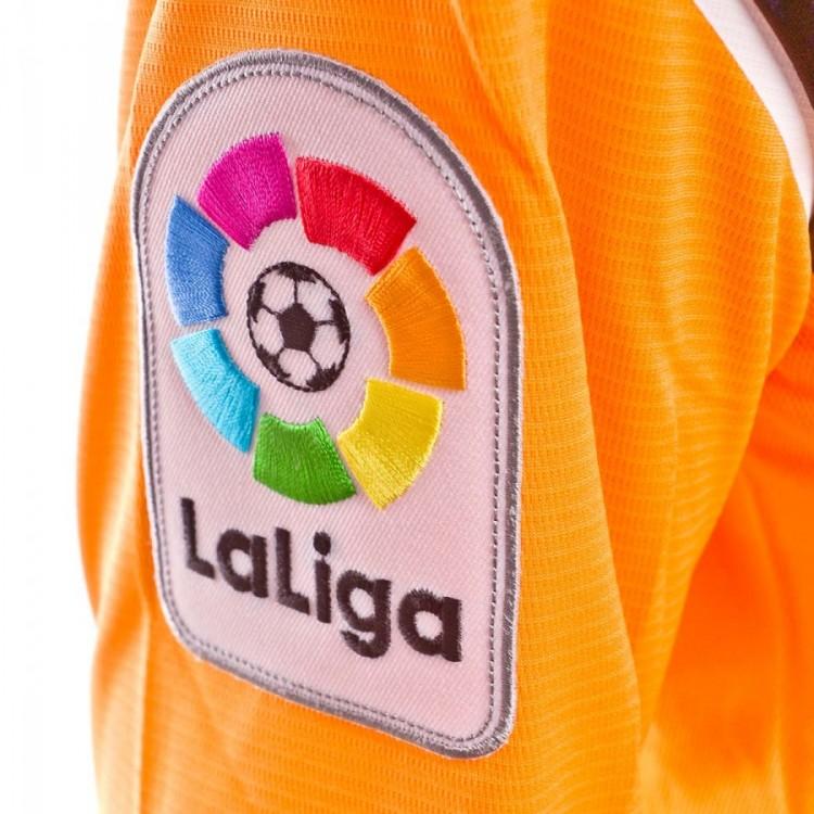 Jersey New Balance Sevilla FC Goalkeeper Home 2016-2017 Orange-Black ... ff255214c5f98