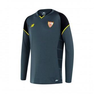 Camiseta  New Balance Sevilla FC Portero Segunda Equipación 2016-2017 null
