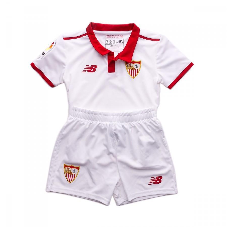 equipacion Sevilla FC mujer