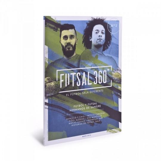 Revue  Monsul Futsal 360 II Fútbol y Futsal: Hermanos de Sangre