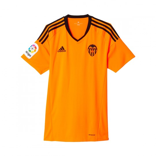 Camiseta  adidas Valencia CF 3ª 2016-2017 Solar orange