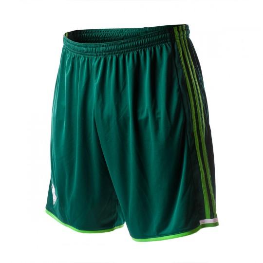 Pantalón corto  adidas Real Betis Away 2016-2017 Green