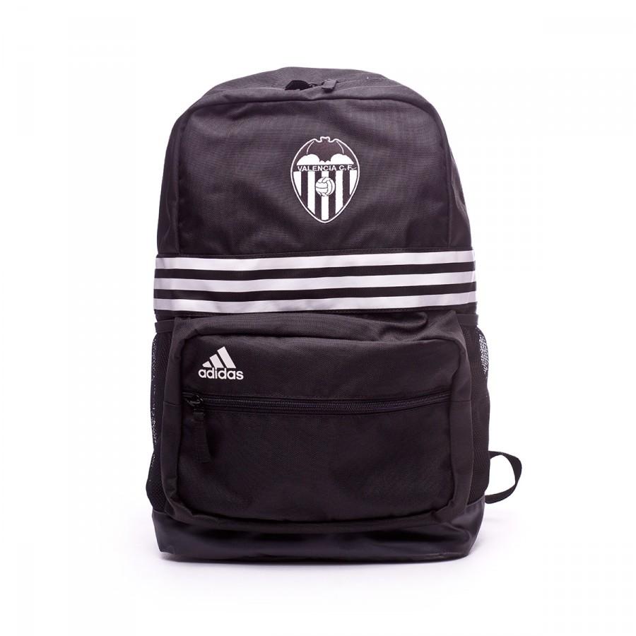 4c28df9ff Mochila adidas Valencia CF Primera Equipación 2016-2017 Black - Tienda de  fútbol Fútbol Emotion