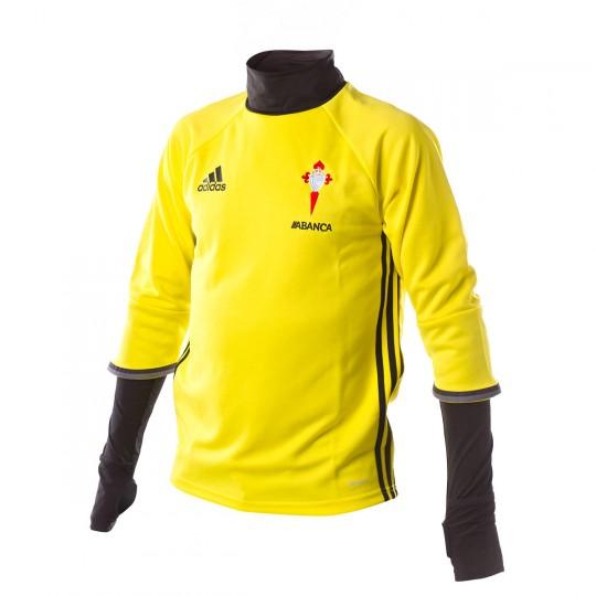 Camisola  adidas RC Celta de Vigo Training Top 16-17 Yellow