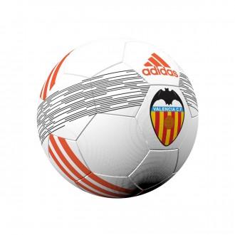 Balón  adidas Valencia CF 2016-2017 White-Solar orange-Black