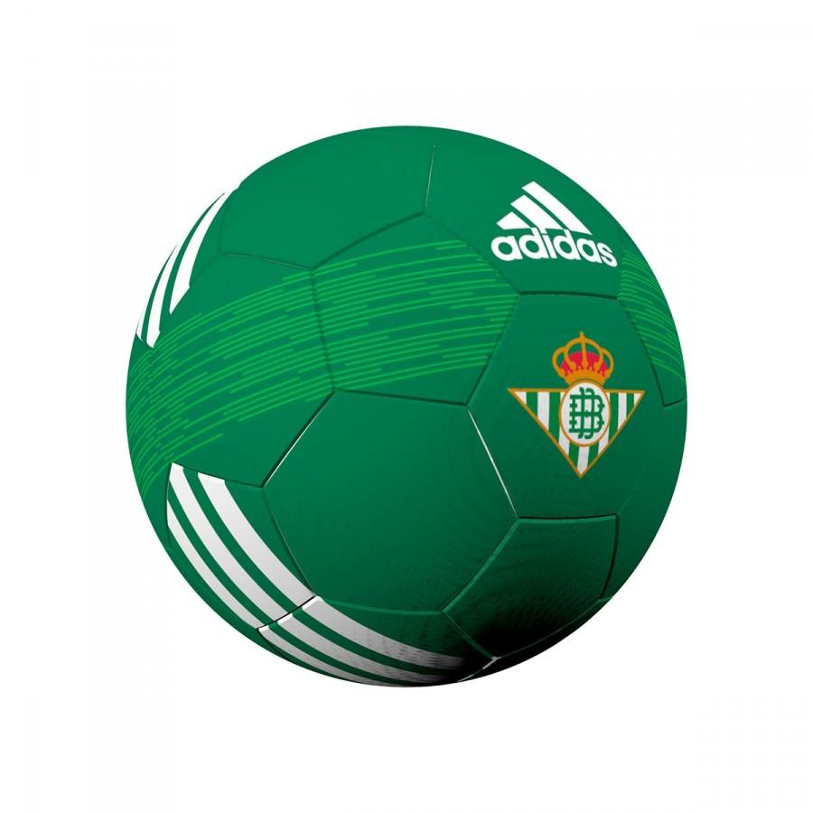 63d86167a63d9 Balón adidas Real Betis 2016-2017 Green-White - Tienda de fútbol Fútbol  Emotion
