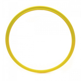 Arco Jim Sports Aro Psicomotricidad 50 CM Amarelo