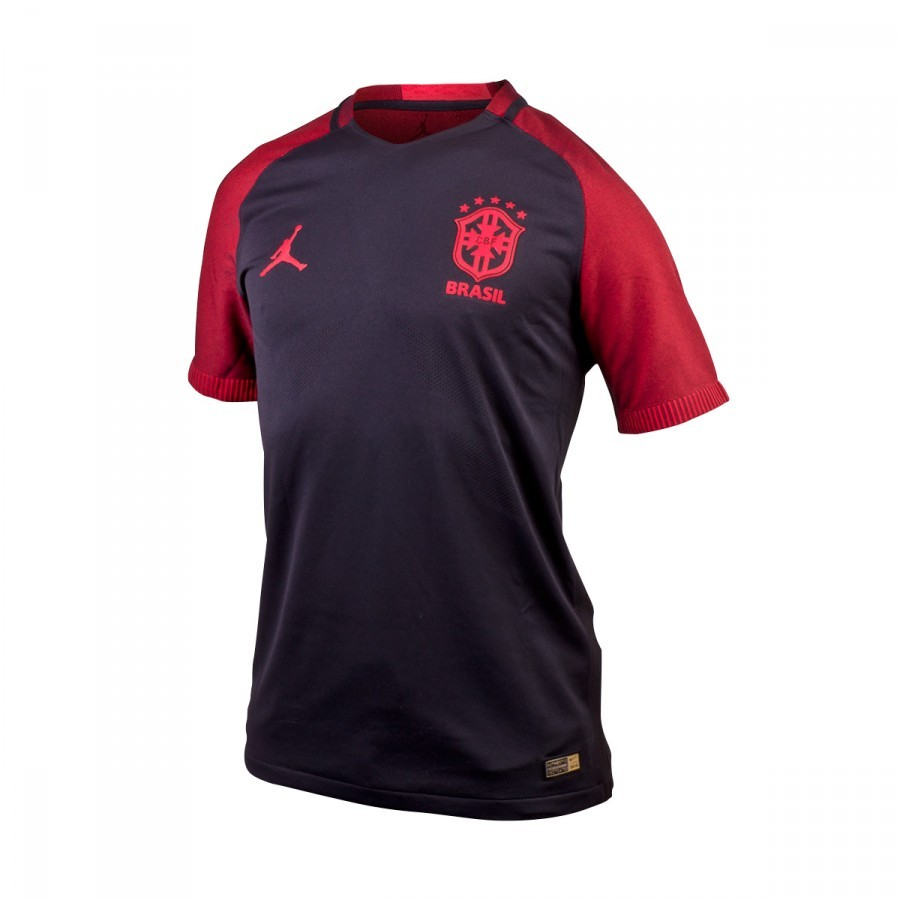 36f8eeb6c077f Jersey Nike Flash LS 1.0 PDX Black-Challenge red - Football store Fútbol  Emotion