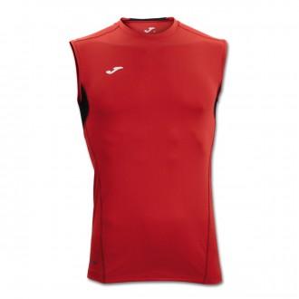 Camiseta  Joma S/M Skin Rojo