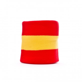 Wristband  SP Fútbol Spain Red-Yellow