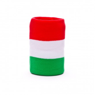 Wristband  SP Fútbol Italy Red-White-Green