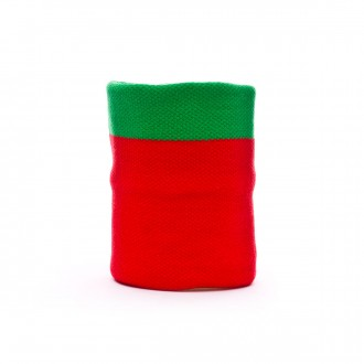 Wristband  SP Fútbol Portugal Green-Maroon