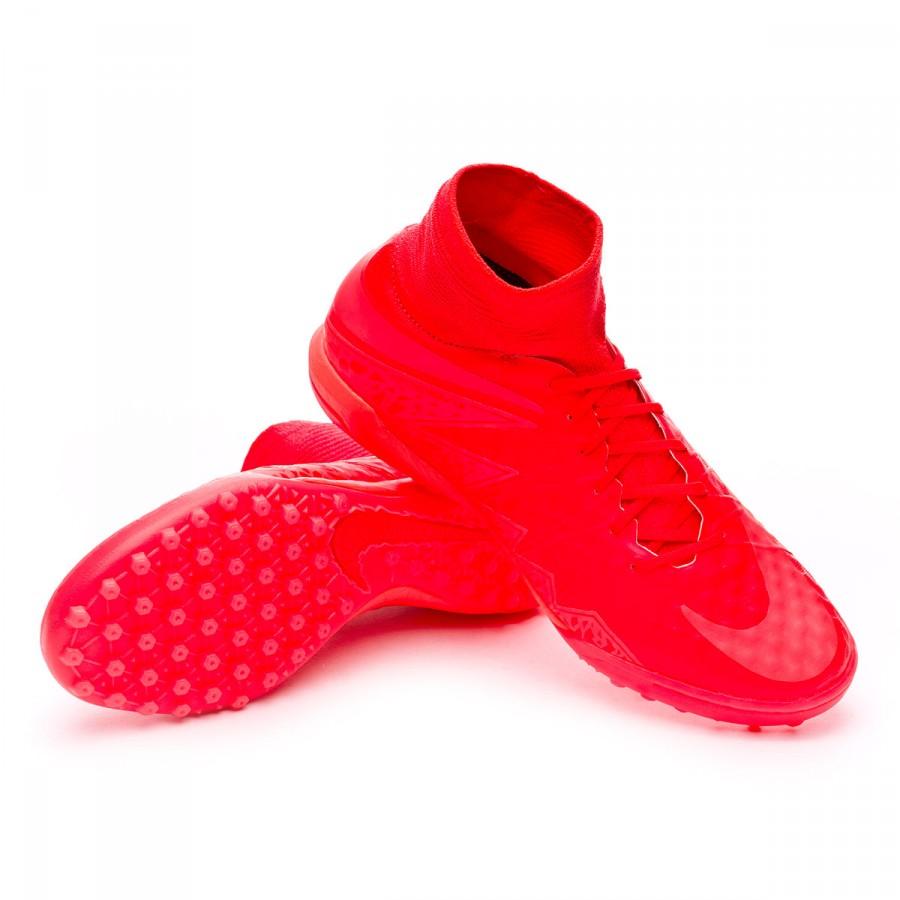 Zapatilla Nike HyperVenomX Proximo Turf Bright crimson-Hyper orange-Total  crimson - Soloporteros es ahora Fútbol Emotion