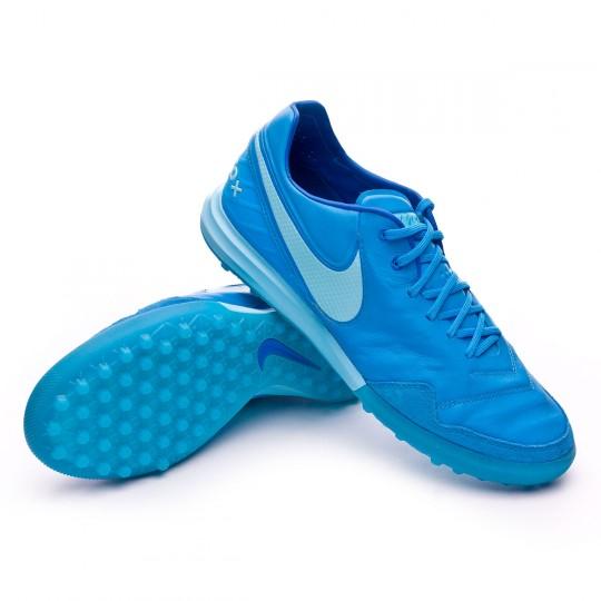 Zapatilla de fútbol sala  Nike TiempoX Proximo Turf Blue glow-Polarized blue-Soar