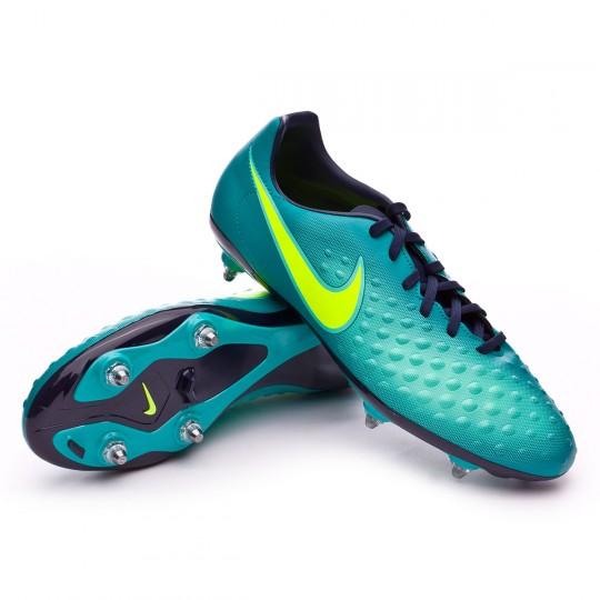 Chuteira  Nike Magista Onda II SG Rio teal-Volt-Obsidian-Clear jade