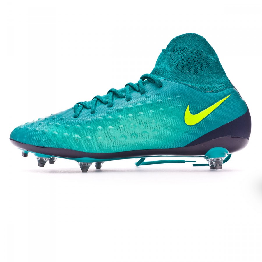 5dcae2fae Football Boots Nike Magista Orden II SG Rio teal-Volt-Obsidian-Clear jade - Football  store Fútbol Emotion