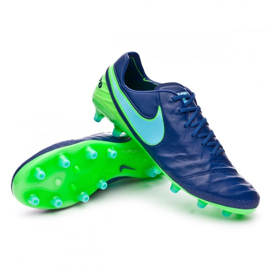 Bota  Nike Tiempo Legend VI ACC AG-Pro Coastal blue-Polarized blue-Rage green