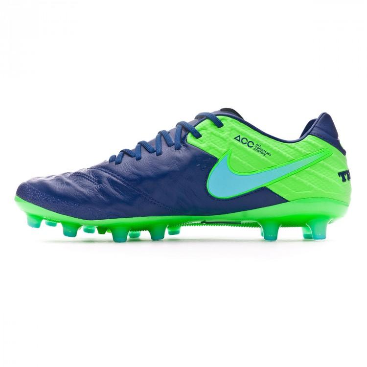 eb7721d4c8e7 Football Boots Nike Tiempo Legend VI ACC AG-Pro Coastal blue ...
