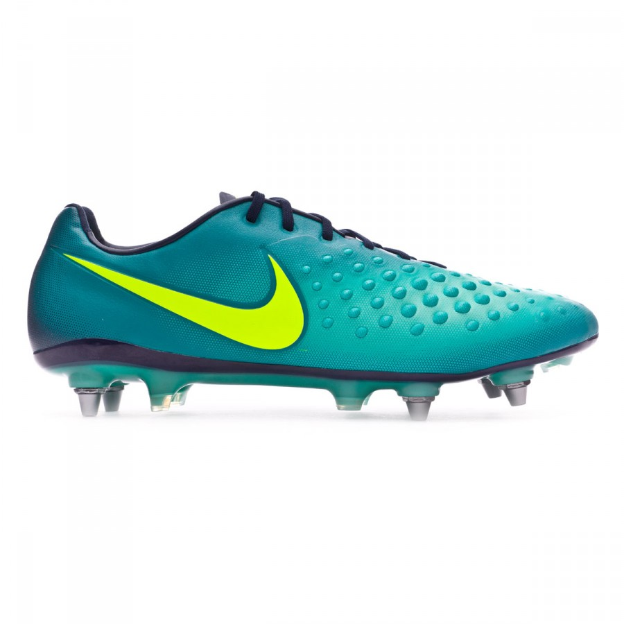 info for 2fc48 c830b Football Boots Nike Magista Opus II ACC SG-Pro Rio teal-Volt-Obsidian-Clear  jade - Football store Fútbol Emotion