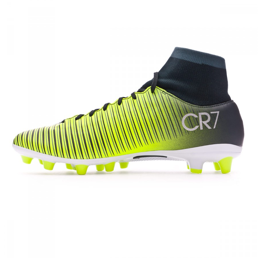 7fa38d37a Football Boots Nike Mercurial Victory VI DF CR7 AG-Pro  Seaweed-Volt-hasta-White - Football store Fútbol Emotion