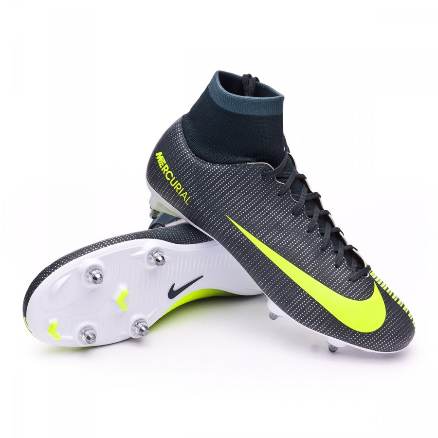 Boot Nike Mercurial Victory VI CR7 DF SG Seaweed-Volt-hasta-White -  Soloporteros is now F�tbol Emotion