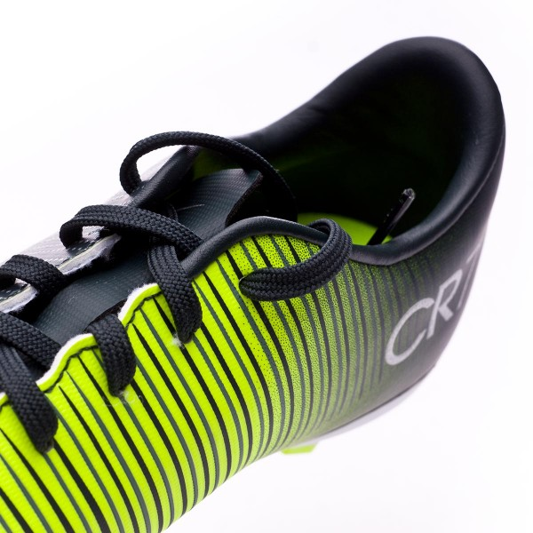 ef8ac8f7a Bota de fútbol Nike Mercurial Vapor XI CR7 AG Niño Seaweed-Volt-hasta-White  - Tienda de fútbol Fútbol Emotion