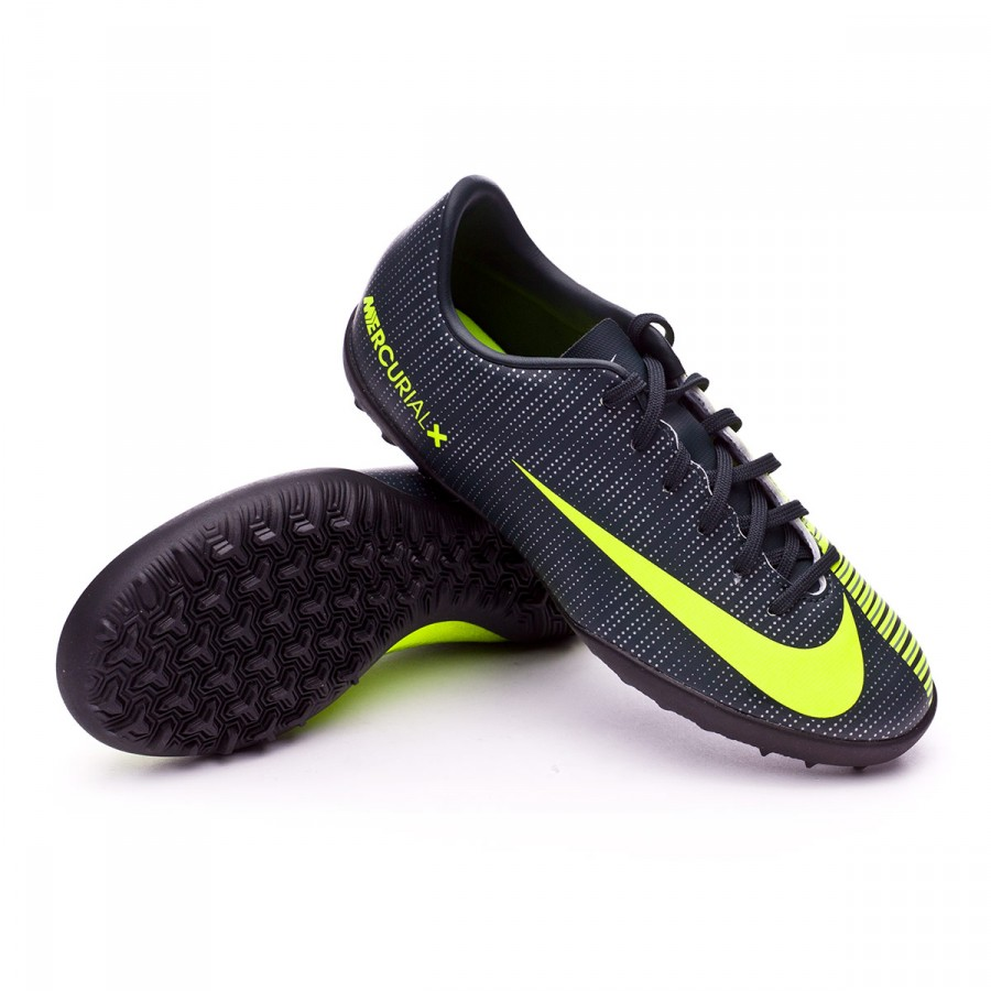 Chaussure de football Nike Jr MercurialX Vapor XI CR7 Turf ...