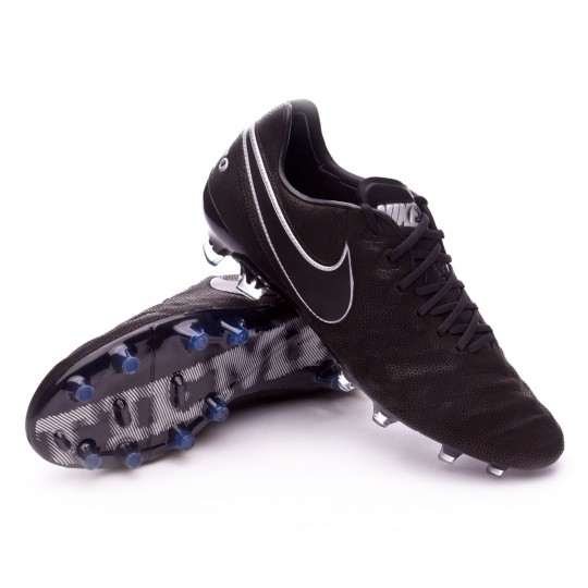 Bota  Nike Tiempo Legend VI ACC Tech Craft FG Black-Metallic silver
