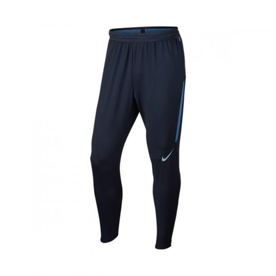 Pantalon  Nike Dry Strike Football Obsidian-Star blue-Blue grey