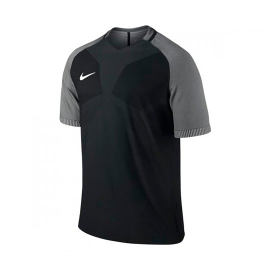 Camisola  Nike Aeroswift Strike Football Black-White