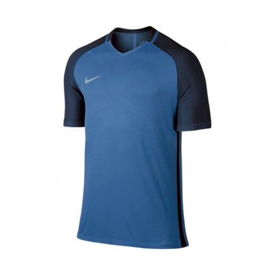 Camisola  Nike Aeroswift Strike Football Star blue-Obsidian-Blue grey
