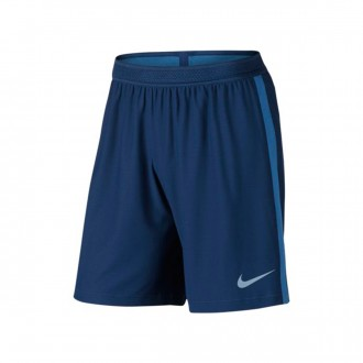 Pantalón corto  Nike Aeroswift Strike Football Coastal blue-Star blue-Blue grey