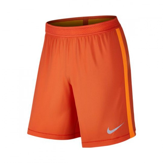 Pantalón corto  Nike Strike Football Turf orange-Bright citrus-Plum fog