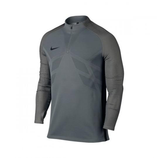 Camiseta  Nike Aeroswift Strike Football Cool grey-White-Black