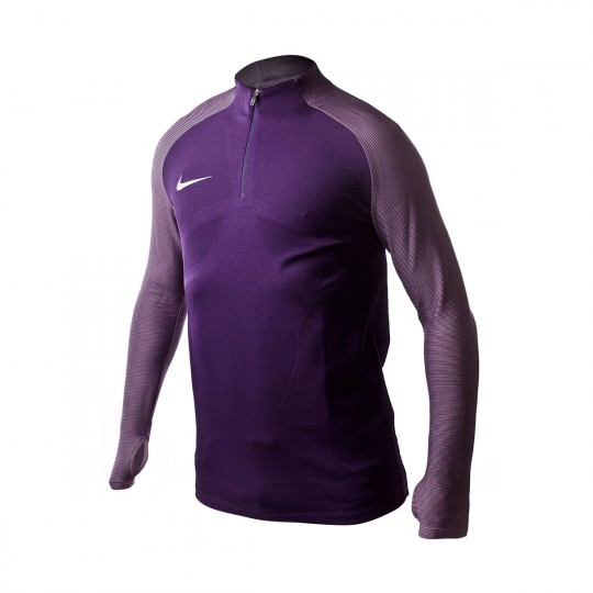Camisola  Nike Aeroswift Strike Football Purple dynasty-Purple smoke