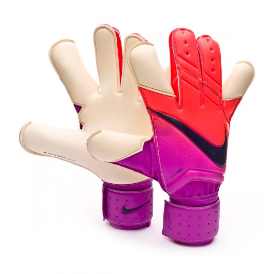 Guante  Nike Vapor Grip 3 Total crimson-Hyper grape-Obsidian
