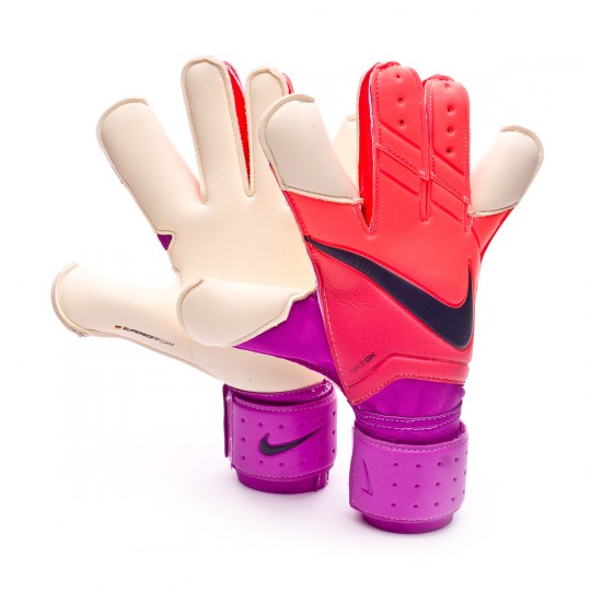 Luvas  Nike Grip 3 Total crimson-Hyper grape-Obsidian