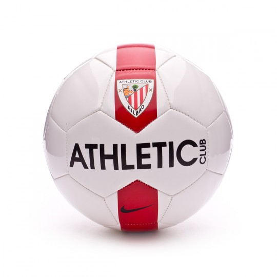 Balón  Nike Supporter's Athletic Club Bilbao White-Red-Black