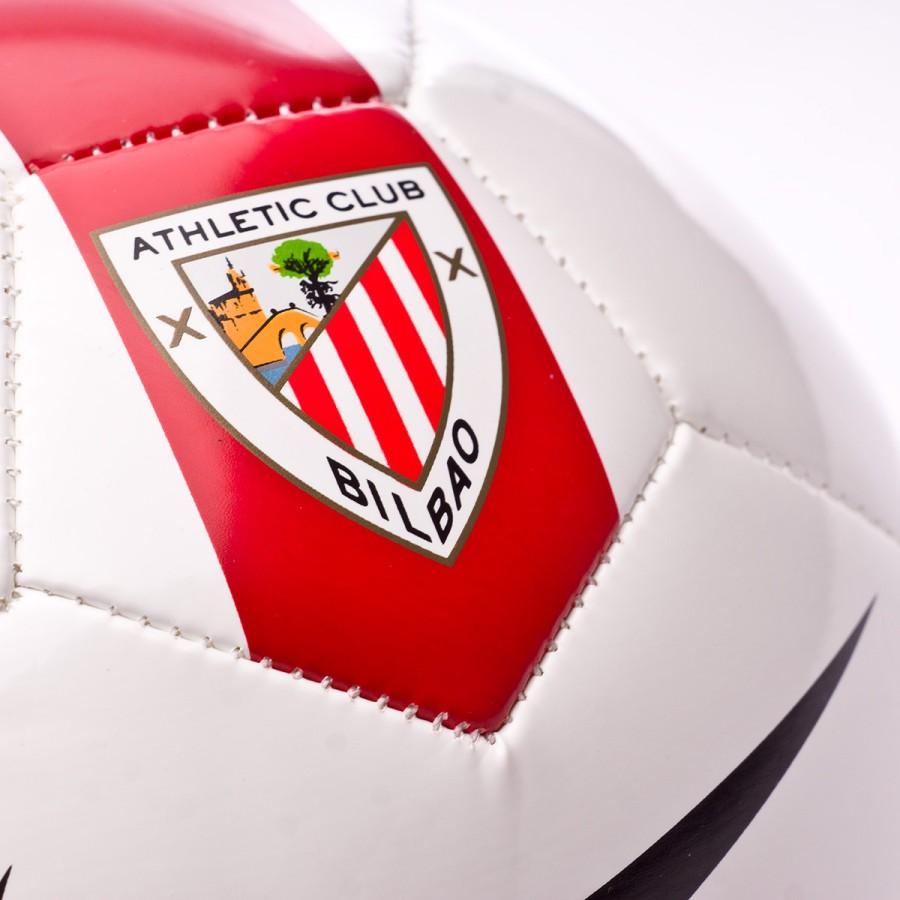 ... Balón Supporter s Athletic Club Bilbao White-Red-Black. CATEGORY 73e4a6f7492eb