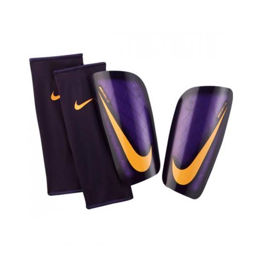 Caneleira  Nike Mercurial Lite Hyper grape-Court purple-Bright crimson