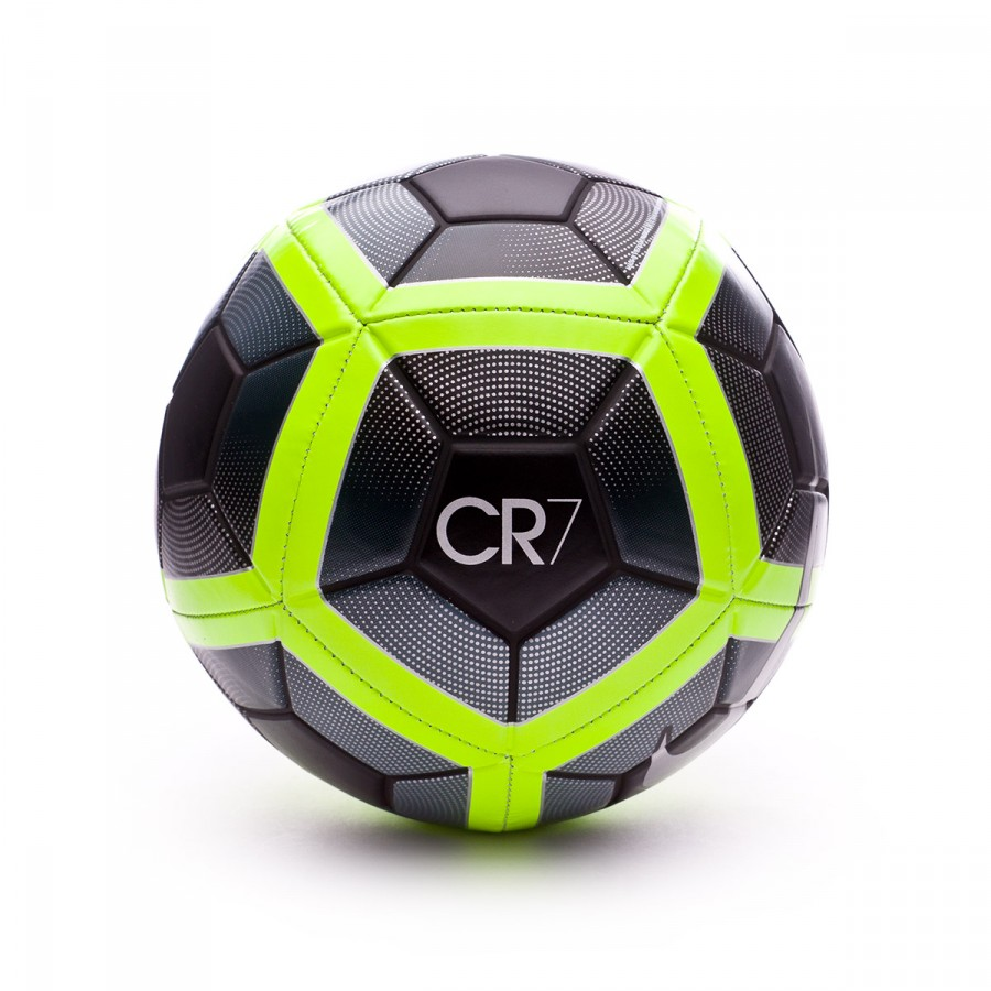 bd2574a543f Ball Nike CR7 Prestige Black-Volt-Silver - Football store Fútbol Emotion