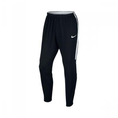 Pantalon Largo Nike Dry Academy Football Black White Futbol Emotion
